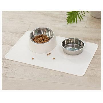 Xiaomi mijia Large Size Waterproof FDA Grade Silicone Dog Food Pad Mat Feeding Tray for Pet