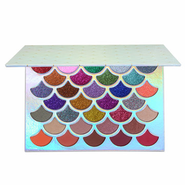 32 Colors Glitter & Matte Eye Shadow