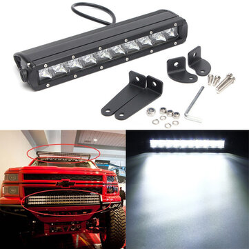 12inch 50w single row led spot work light bar 4wd off road 4x4 for 12inch 50w single row led spot work light bar 4wd off road 4x4 for truck suv aloadofball Images