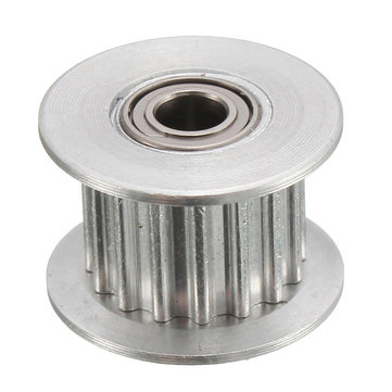 5PCS 16T GT2 3mm Aluminum Timing Drive Pulley With 16Teeth For 3D Printer