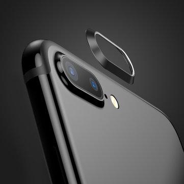Baseus Metal Lens Koruma Yüzüğü Çizilmeye Hazır Arka Kamera Lens iPhone 7 Plus için Daire Koruma