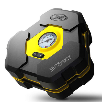 12V Car CZK-3603 Portable 150PSI Car Air Inflator Pump Compressor With Light Digital Display