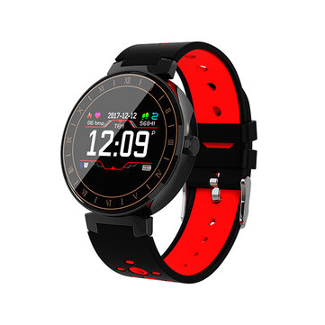 KALOAD L8 Heart Rate Blood Pressure Oxygen Monitor IP68 Waterproof Sports Smart Bracelet