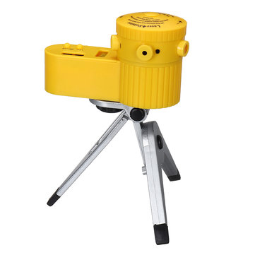 Spirit Level Laser Leveler Measuring Tool Horizontal Vertical Line With Tripod