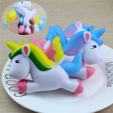 Colorful Unicorn Dream Unicorn Squishy Slow Rising Cute Soft Pinch Kid Toy Gift