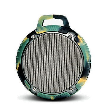 YT I70 Mini Portable Wireless bluetooth Speaker Waterproof Camouflage TF Card Outdoors Speaker