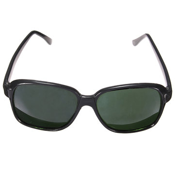 Electric Welding Safety Glasses Eye Protective Goggles Dark Green Lens UV Protective