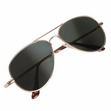 Anti UV Anti Tracking Rear View Sun Glassess Anti-Track Monitor Aviator Sun Glassess Security Mirror