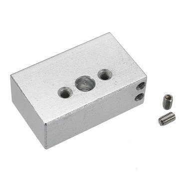 Zortrax M200 Aluminum Alloy Hot End Heating Block For 3D Printer