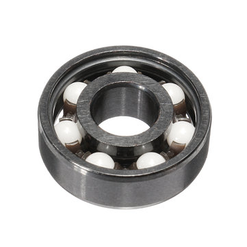 608 8x22x7mm Ball Bearing Hybrid Ceramic Balls Black Bearing for Fidget Spinner