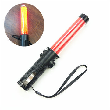 Head & Side Lights Magnetic Tail Portable LED Flashlight Work Light Warning Light Baton