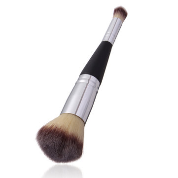 Dual-head Makeup Brush Cosmetics Tool Blush Loose Powder Shadow