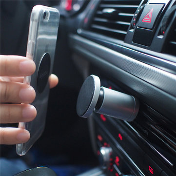 Alightstone Universal Car CD Slot 360° Rotation Strong Magnetic Phone Holder for Phone Under 6-inch