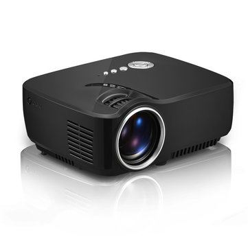 Vivibright GP70 Full HD 1080P 7000Lumens Portable LED Projector 800 x 480 Resolution Home Theater
