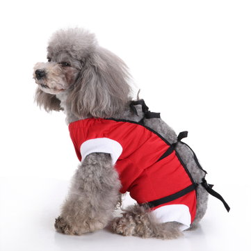 Pet Dog Vest Medical Care Dog Surgery Clothes For Postoperative Nursing Care Physiological Vest