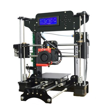 TRONXY® XY-100 DIY 3D Printer Kit 120*140*130mm Printing Size Support Off-line Print 1.75mm 0.4mm