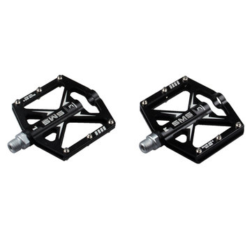 SMS Aluminum Alloy Bike Bicycle Pedal 3 Bearing Ultralight Professional MTB Mountain Bike Road Pedal