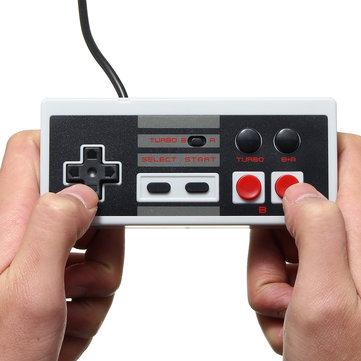 任天堂NESミニクラシック版コンソールのための有線ゲームコントローラのゲームパッド
