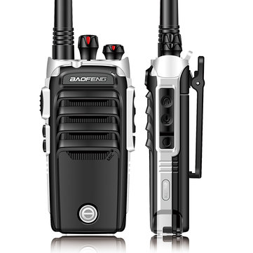 BAOFENG BF-888S 4th Gen 16 Channels 400-470MHz 1-10KM Two-Way Mini Handheld Radio Walkie Talkie