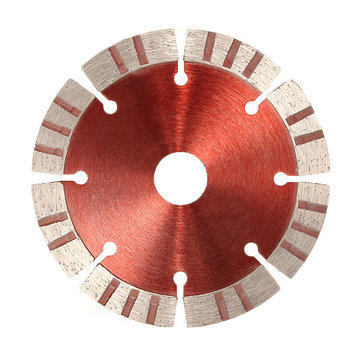 114x1.8x20mm Diamond Saw Blades Diamond Cutting Wheel Max 3000m/s