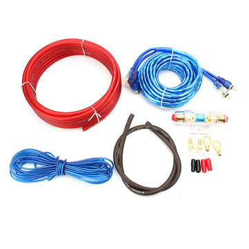 OTW-168 Car Amplifier Subwoofer Audio Conversion Kit Wire