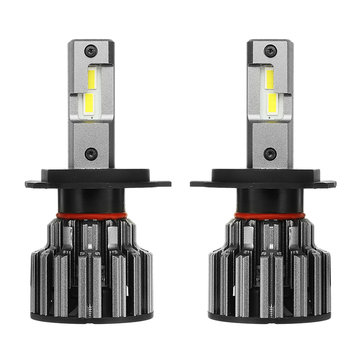 Pair NovSight A397-F03 LED Car Headlights Bulb Lamp H4 H7 H11 9005 9006 70W 12000LM 6000K
