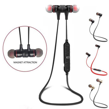 Awei A920BL Wireless Sport Bluetooth 4.0 Stereo In-ear Earphone Headphone Headset with Mic