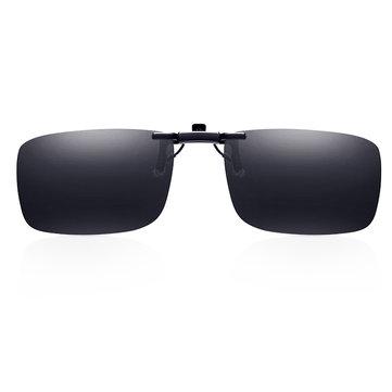 TUROK STEINHARDT Clip polarisé sur lunettes de soleil Durable Bloc de matériau léger Haute UVA / UVB Mode Mode