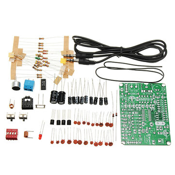 FM Stereo Transmitter Module MP3 Recorder DIY Radio Station Kit