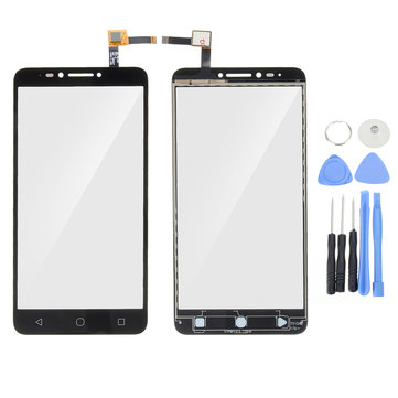 Digitizador de tela de toque para Alcatel Theater 4G LTE 5098O 5098S 9001 6 ''
