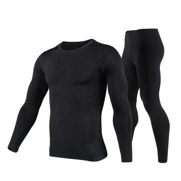 Motorcycle Skiing Warm Tight Fitting Suit Pants Blouse Riding Motocross Clothing