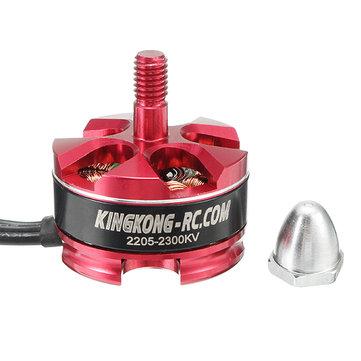 KINGKONG/LDARC 2205 2300KV 2-4s CW/CCW Brushless Motor For RC Multirotor for RC Drone