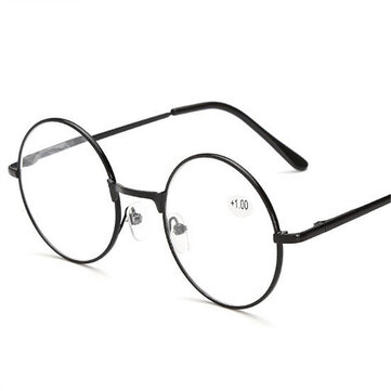 Reading Glasses Metal Frame Glasses Presbyopia Eyeglass