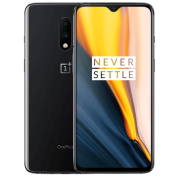 OnePlus 7 6.41 Inch FHD+ AMOLED Waterdrop Display 60Hz NFC 3700mAh 48MP Rear Camera 8GB 256GB UFS 3.0 Snapdragon 855 Octa Core 4G Smartphone