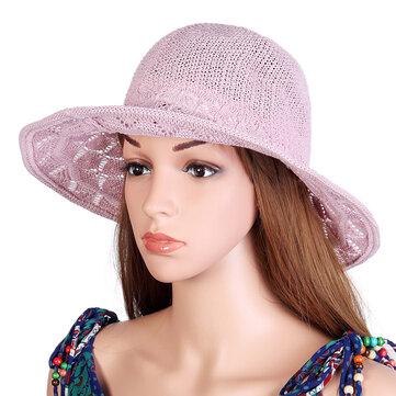 Women Summer Breathable Outdoor Fisherman Hat