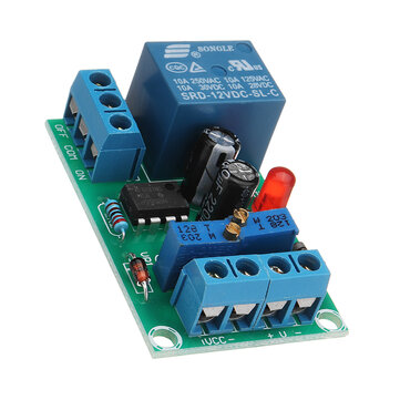 DC 12V Battery Charging Control Board Intelligent Charger Power Control Module Automatic Switch