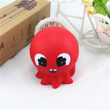Squishy Octopus 11cm Soft Slow Rising Cute Animals Collectie Cadeau Decor Toy