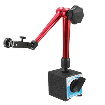 Universal Flexible Magnetic Base Holder Stand Tool for Dial Indicator Test Height 350mm