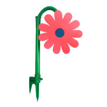 Garden Courtyard Lawn Sprinkler Watering Flower Grass Irrigations Daisy Petals Sprayer