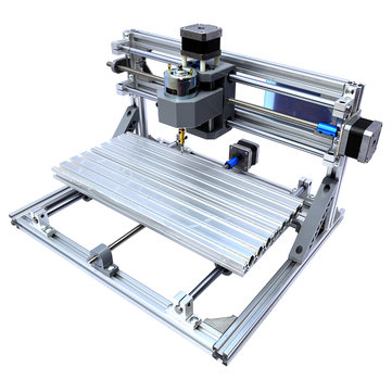 3018 3 Axis Mini DIY CNC Router Standard Spindle Motor Wood Engraving Machine Milling Engraver
