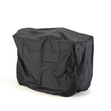 Extra Large Waterproof Dustproof Cover Black For Mobility Scooter 150x116x80cm