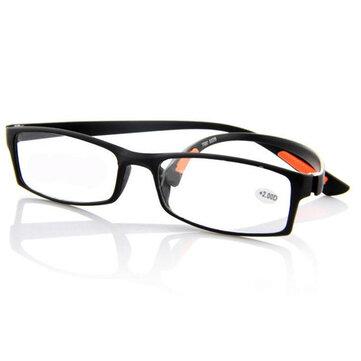 TR90 Peso Ligero de Resina Aliviar la Fatiga Gafas de Lectura 1 1.5 2 2.5 3 3.5 de Fureza
