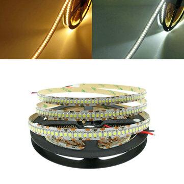 5メートル高輝度SMD3528 1200 ledフレキシブルストリップライトロープテープランプ用ホームパーティーの装飾DC12V
