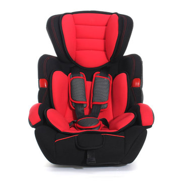 Red Convertible Baby Kid Children Car Safety Seat & Booster Seat Group 1/2/3 9-36 KG Series A