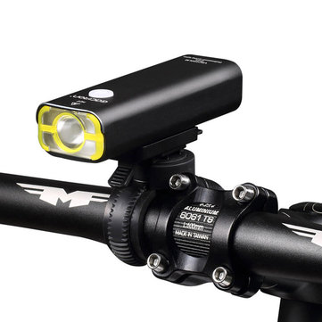 GACIRON Usb Rechargeable Bike Light Front Handlebar Cycling Led Lights 400LM Flashlight Torch 4 Modes