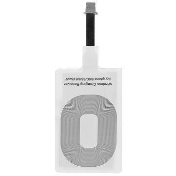Universal Qi Ultra-Thin Portable Wireless Charging Receiver Adapter for iPhone 6 7 Plus S7 Xiaomi
