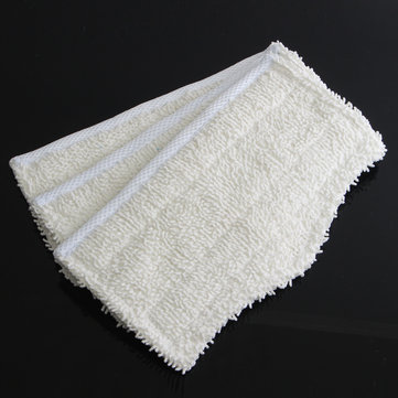 3Pcs Washable Microfiber Cloth Cleaning Pads Replacement for Shark Steam Mop SK435 SK410 SK460