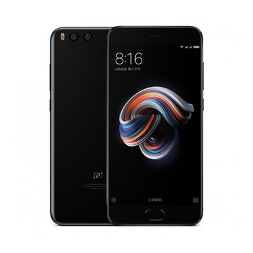 Only $209.99 For XIAOMI note3 6GB+128GB Smartphone