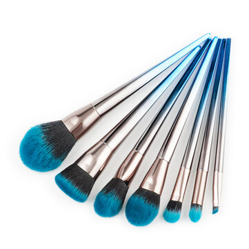 7Pcs Makeup Brushes Set