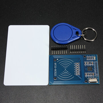 3.3V RC522 Chip IC Card Induction Module RFID Reader 13.56MHz 10Mbit/s